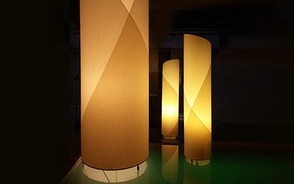 CROSS OVER LAMP BY HANS APPENZELLER